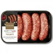 Spicy Italian Sausages, Piccante (500g)